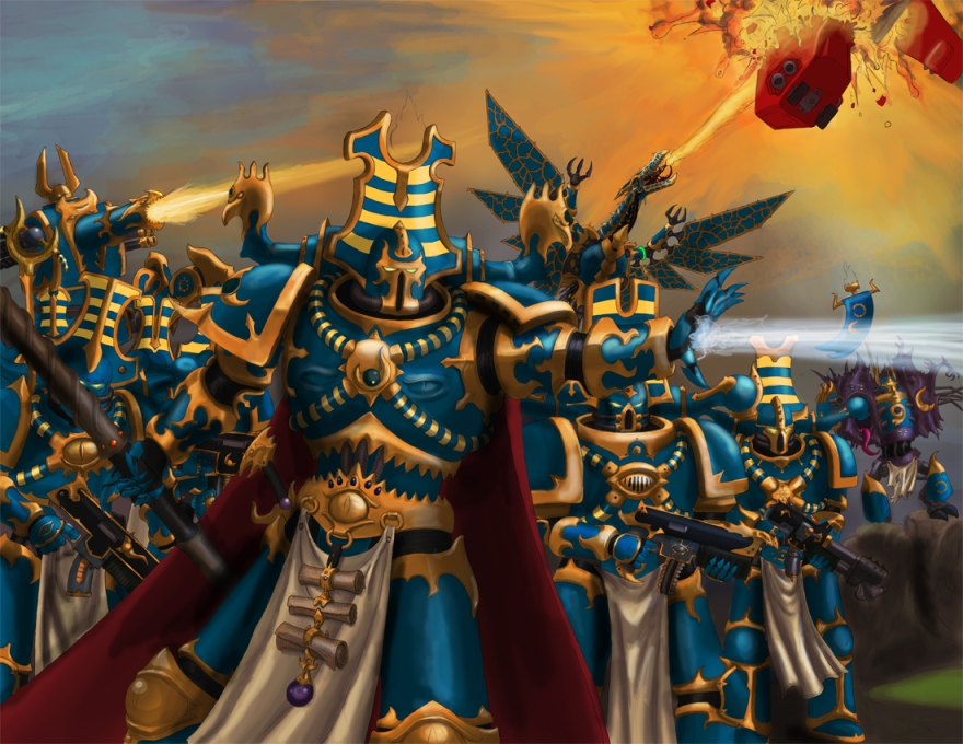 THousand Sons (2013)